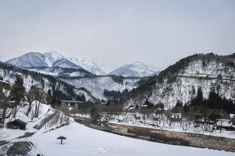 【日本】白川乡:想沉睡在你冬天的怀抱中