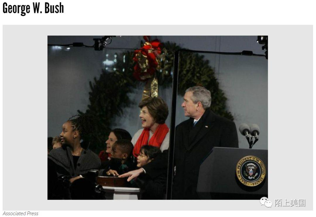 美国历届总统们的圣诞致辞 谈爱与信仰