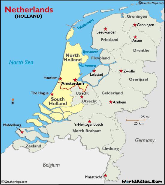 荷兰政府官宣:明年1月起改名!新标志来了!