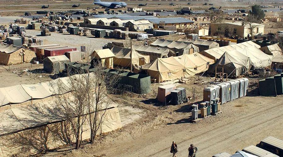 塔利班的主要资金来源有4个,其中一个是美国军方