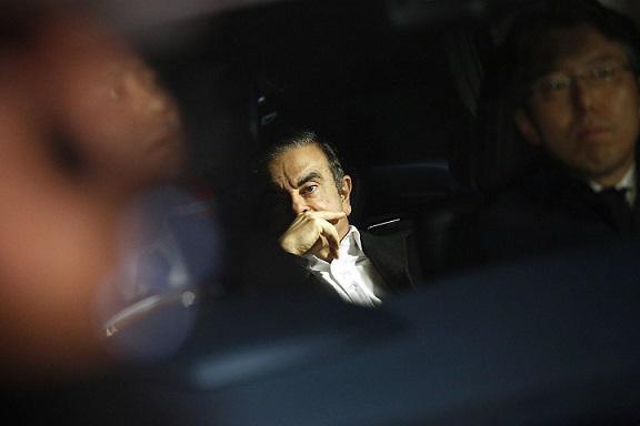 """全球最著名逃犯戈恩 上演""""肖申克式救赎""""下半场"""