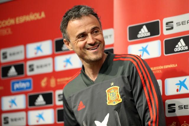 恩里克:喜欢西超杯新赛制 夺欧洲杯成国脚动力