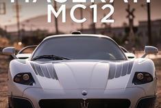 玛莎拉蒂MC12超级跑车,转眼就变老车! 80后的记忆