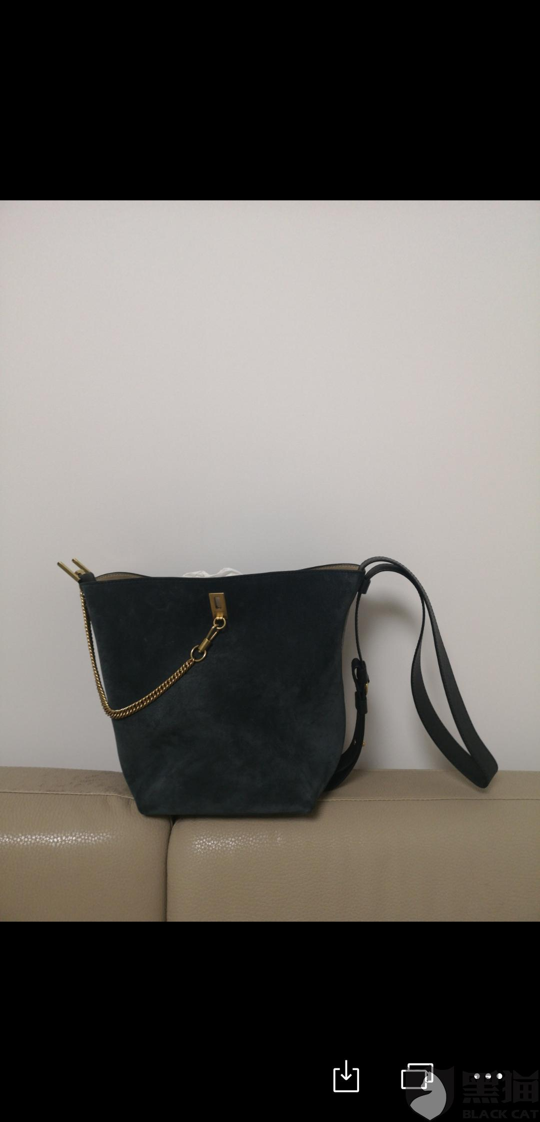 黑猫投诉:考拉海购购买纪梵希小羊皮包使用10天已坏
