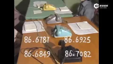 1983年趙忠祥主持首屆春晚珍貴影像
