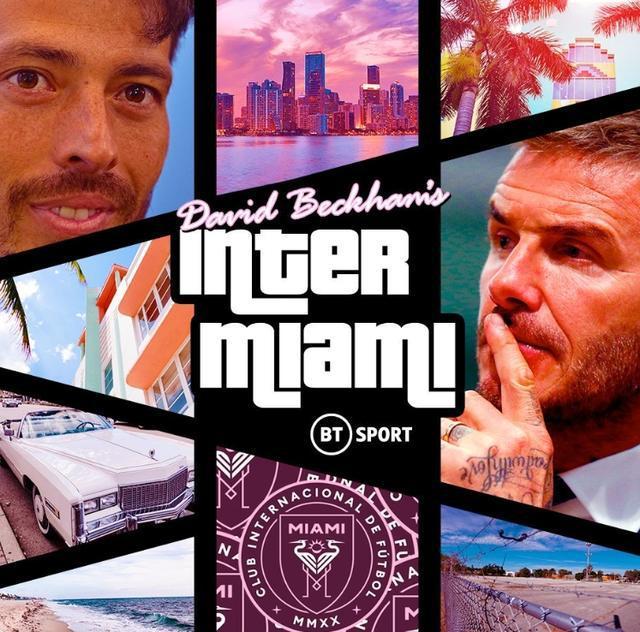 小贝旗下的迈阿密国际即将比赛 但新球场未竣工