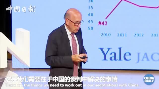 中美贸易摩擦谁赢了?耶鲁学者:情侣吵架无胜利者