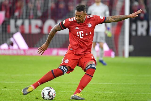 踢球者:阿森纳有意博阿滕 但拜仁拒绝放人