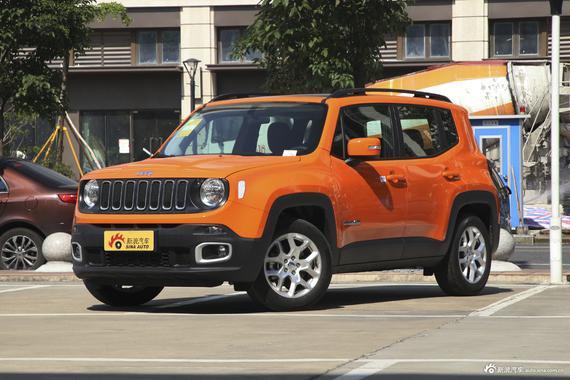 Jeep自由侠青岛最高降3.46万  新车选它不会错