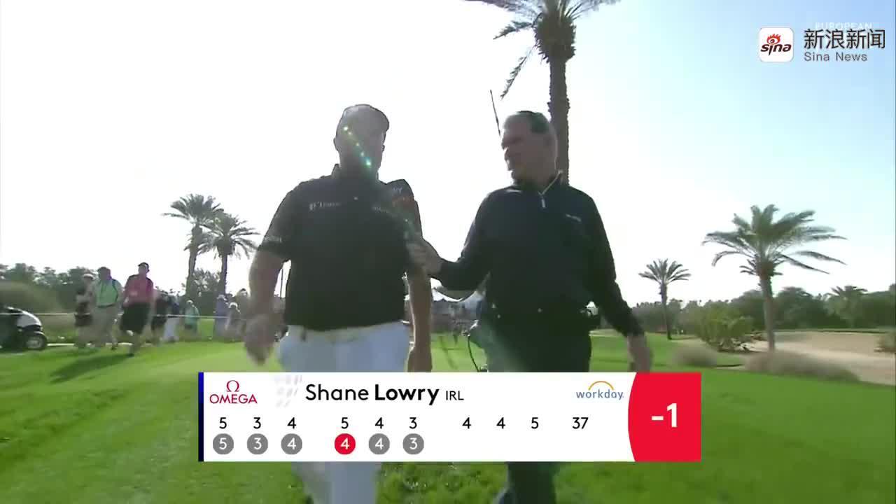 视频-迪拜沙漠精英赛首轮劳瑞集锦