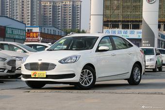 福特福睿斯上海6.63万起  新车选它不会错