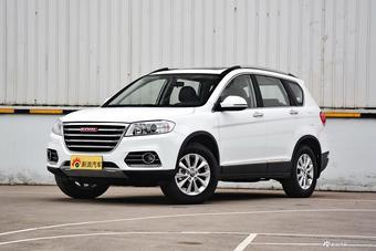新车8.40万起 哈弗H6重庆地区促销