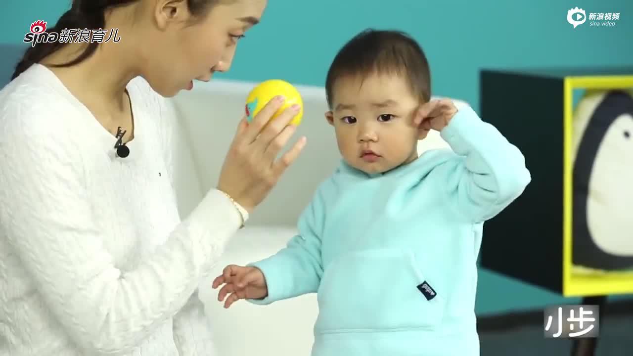 小球过洞(适龄14-18个月儿童)