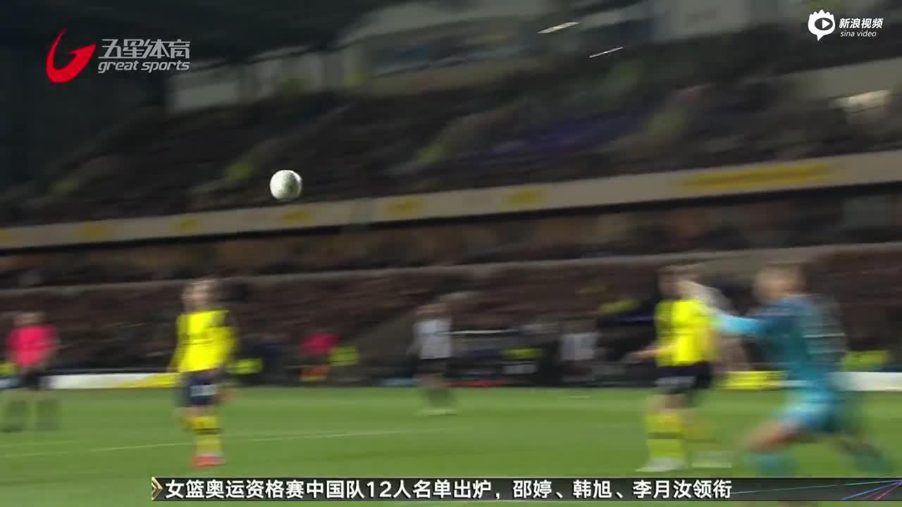 视频-足总杯:马克西曼加时救主 纽卡斯尔联涉险过关