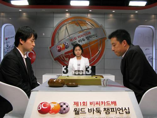 中国围棋历次世冠盘点:BC卡杯造就六冠王古力