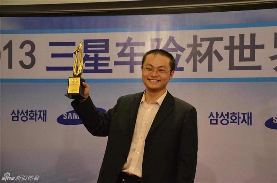 中国围棋历次世冠盘点:唐韦星夺三星助中国包6冠