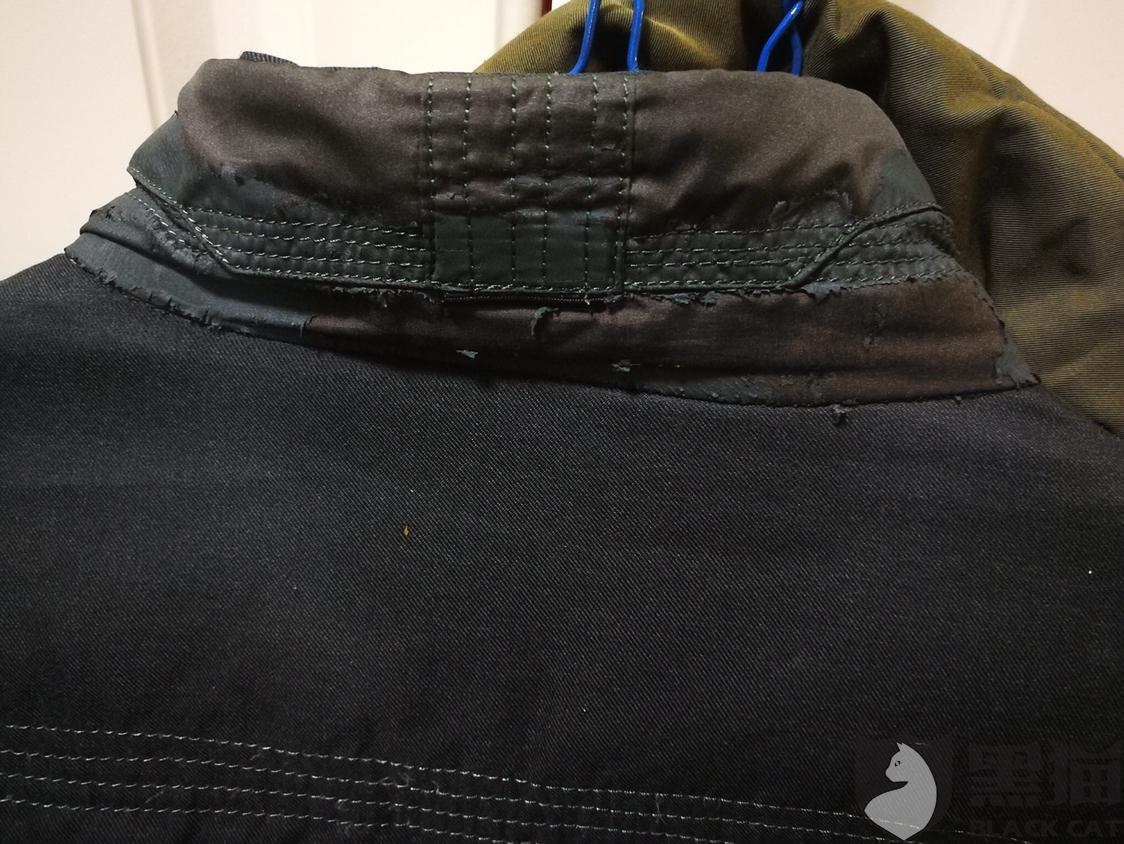 黑猫投诉:e袋洗平台,赔付找不到人,反复推脱。