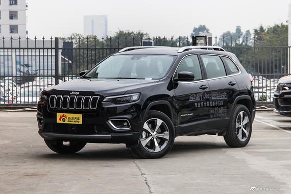 2月广州比价 Jeep自由光新车15.99万起