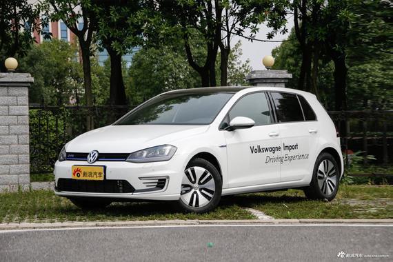 2月限时促销 大众高尔夫新能源上海18.70万起