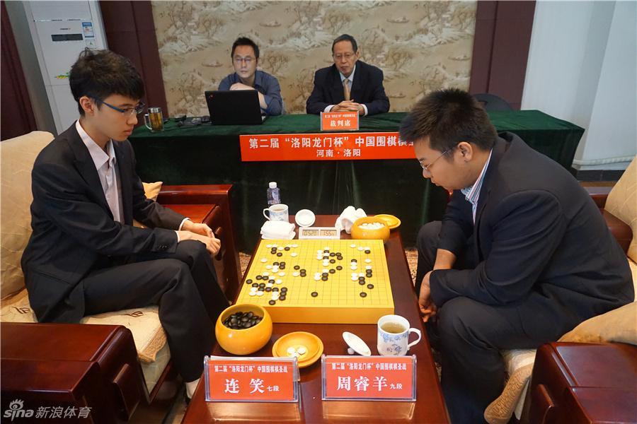 中国围棋棋圣战历届盘点:周睿羊实现卫冕大业