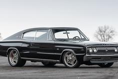 1967 Dodge Charger Resto Mod 简单直接的暴力肌肉