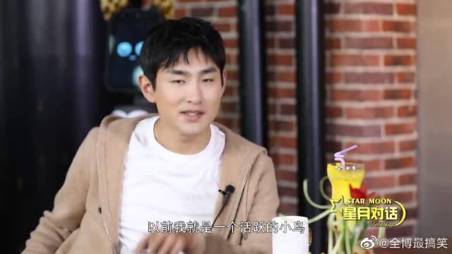王彦霖谈与林超贤导演的缘分,自觉拍戏让自己更加沉稳!