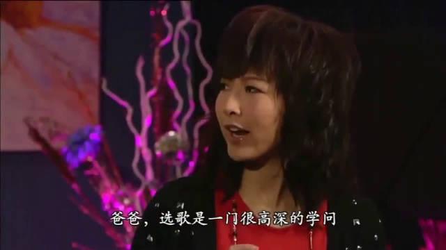 钟嘉欣失恋唱林峯的《爱不疚》,其实不是不放手,是放不下……