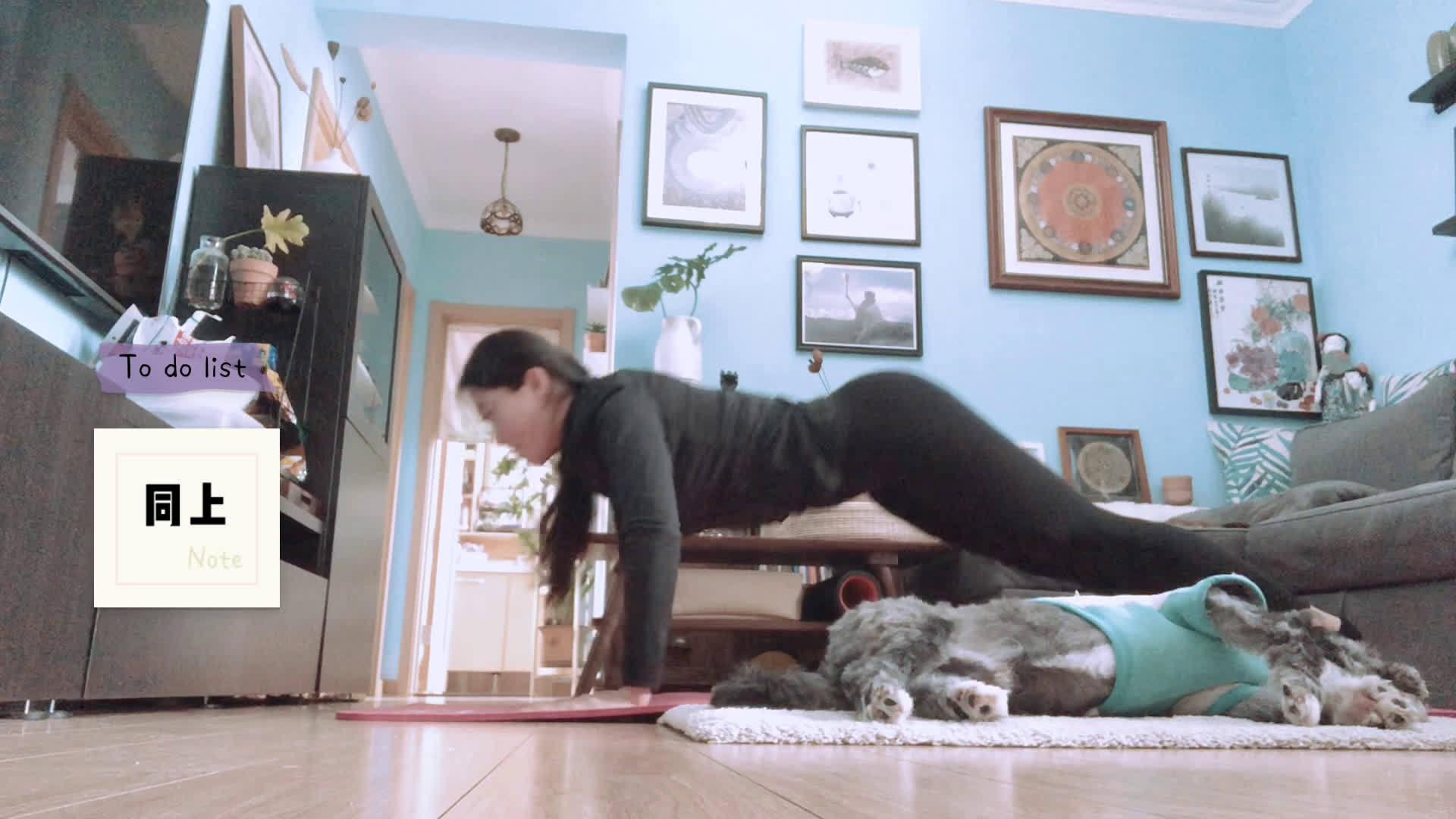 宅在家里如何快速减肥?徒手训练配合这个有氧运动,每天坚持30分钟