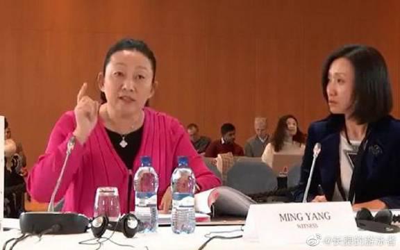 孙杨听证会:孙杨妈妈有理有据、逻辑清晰、动作到位
