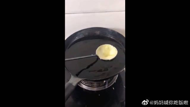 用最少的面粉,却做出了双倍的油炸饼!膨胀剂都不敢这么膨胀啊