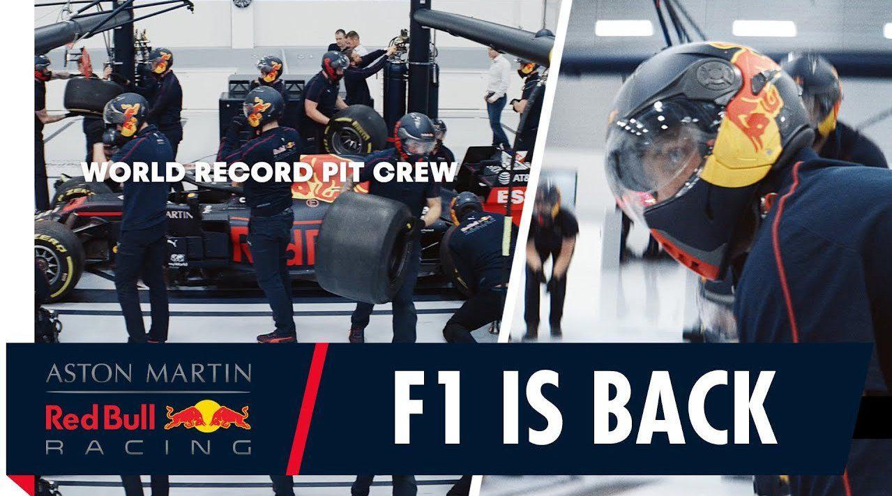 Aston Martin Red Bull Racing 全体已准备好迎接 2020 赛季
