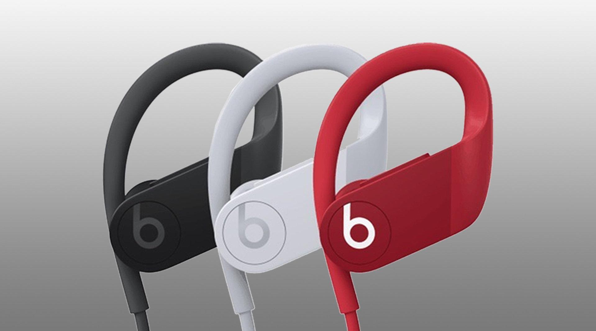 苹果曝光了两款耳机:音质和续航都增强了