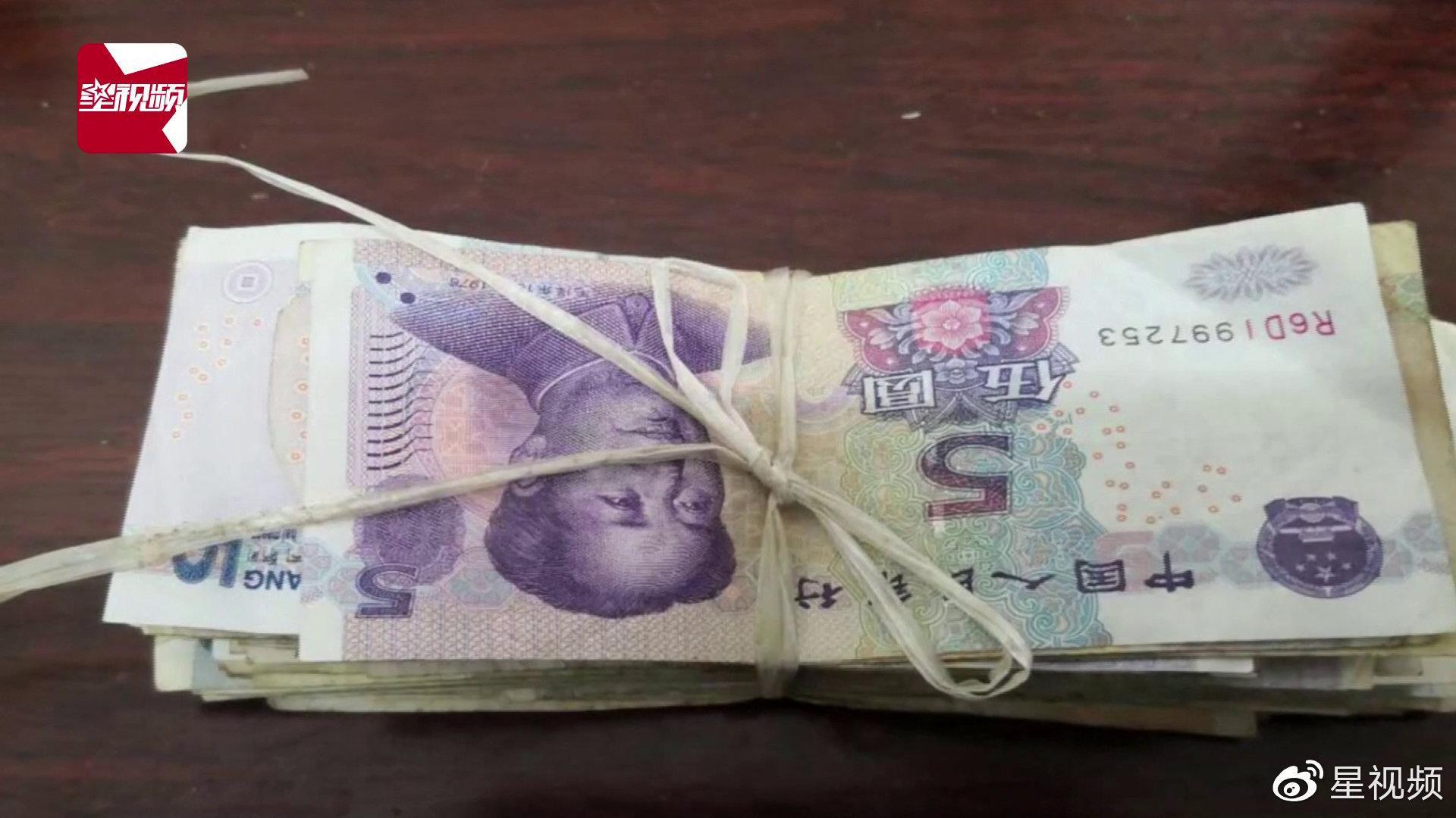 """7旬老人卖红薯捐千元零钞助力疫情防控,随后这波""""操作""""更暖心"""