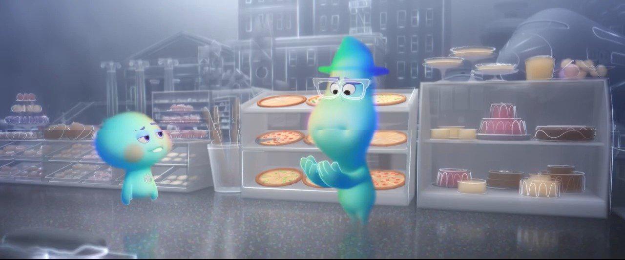 皮克斯动画新片《Soul》放出中字预告,影片将于6月19日北美上映。