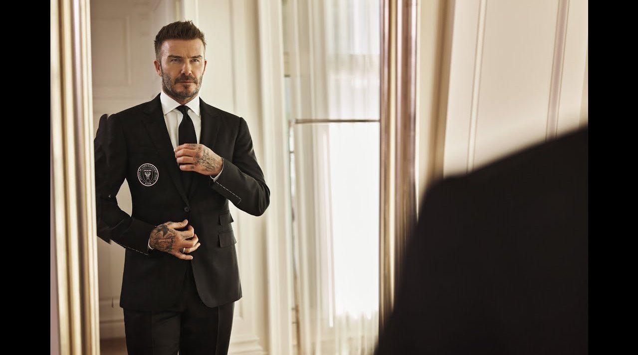 RALPH LAUREN - The Making of a Moment with David Beckham