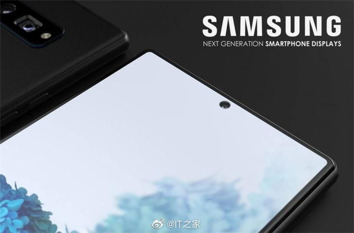 AMOLED之后,三星手机屏幕即将迈入新时代:Samsung PIFF商标获批