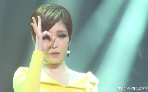 Gain of Brown Eyed Girls Warm Hole,姐姐真的太有魅力了