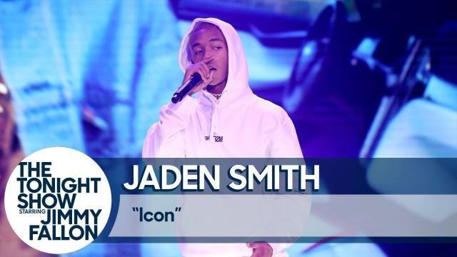 威尔史密斯之子Jaden Smith除了是一名演员。也是一名说唱歌手