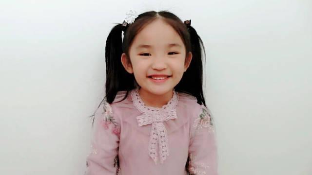 王芮希一周学唱《天之大》表白妈妈