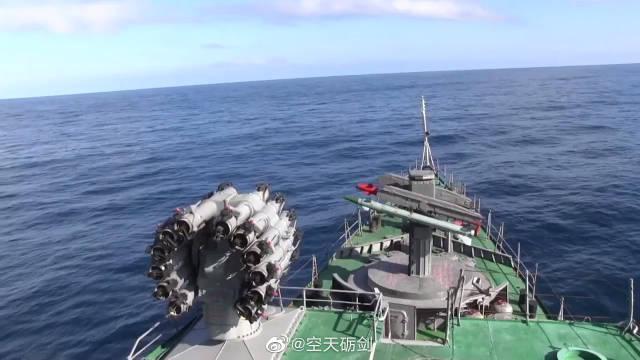 俄罗斯海军太平洋舰队在勘察加地区举行实弹射击演习
