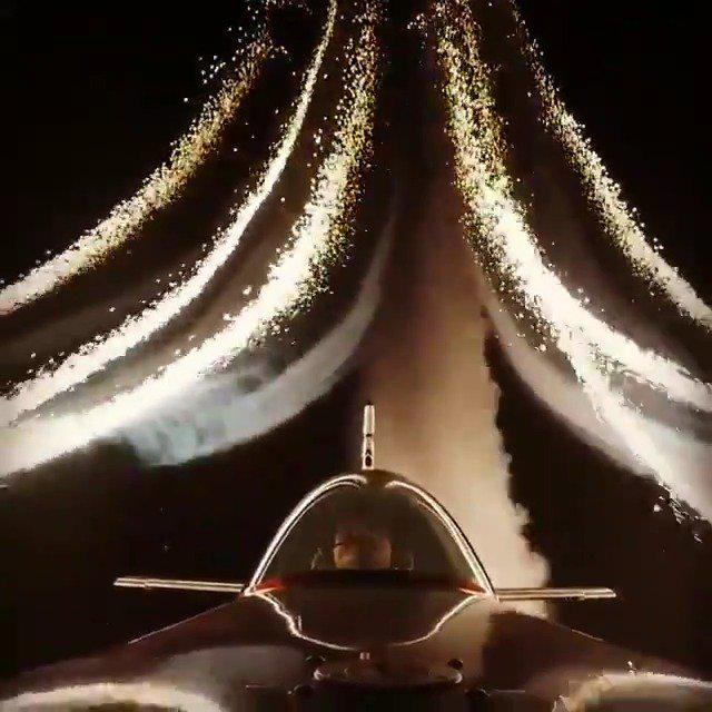 Wings India 2020论坛,海得拉巴夜空中最靓的仔。