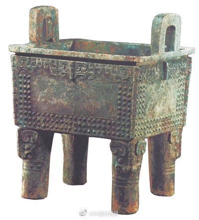甘肃省博物馆丨鼎从萌萌哒的食器 到雄浑凝重的礼器