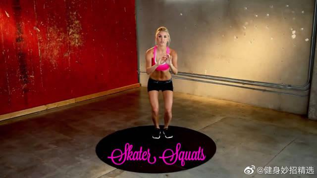 最近一直在做的瘦腿训练,感觉腿围有减,灵活度更好,步幅更大了