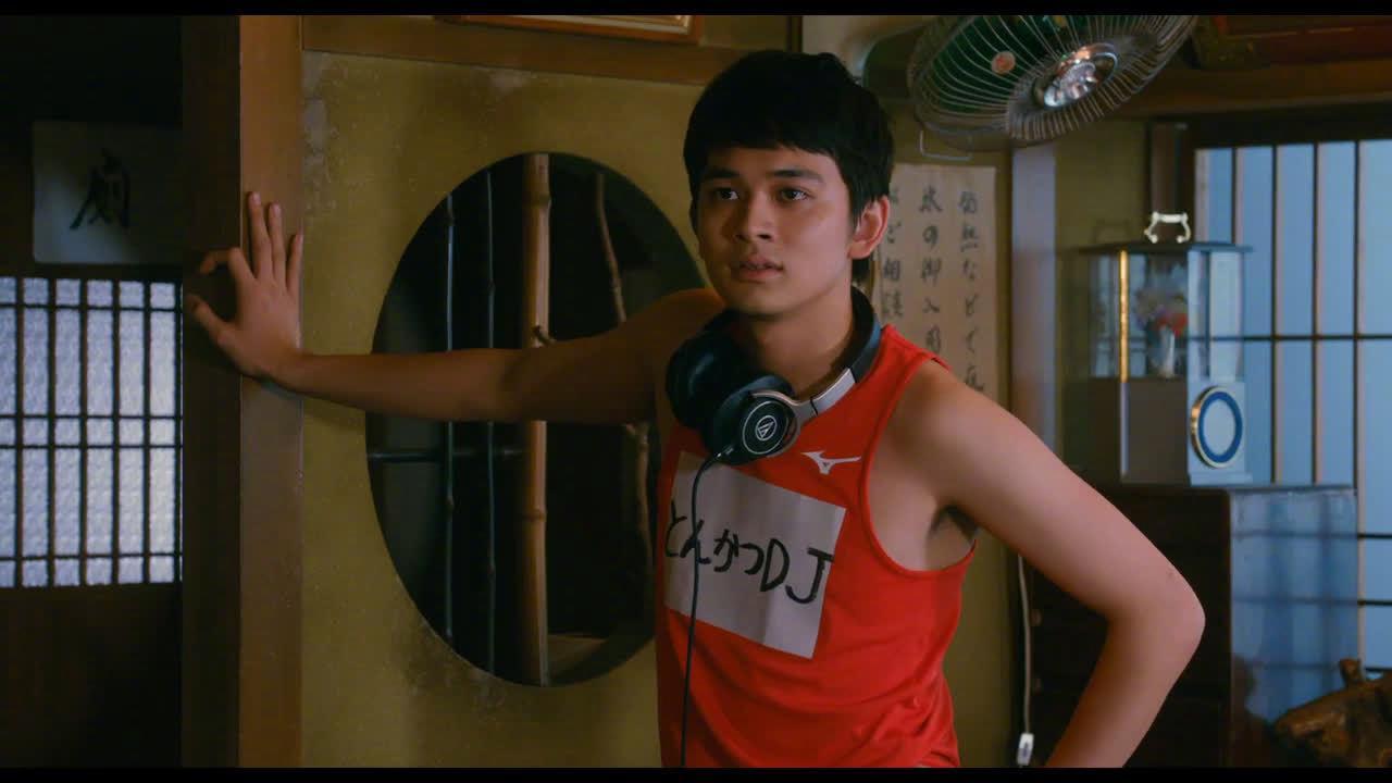 北村匠海主演的漫改电影《炸猪排DJ扬太郎》发布预告