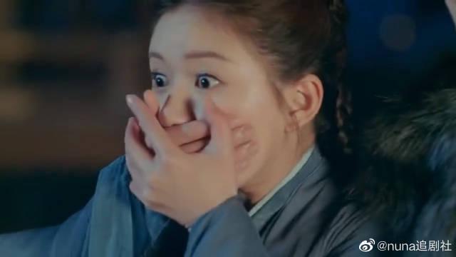 《三千鸦杀》超甜预告:傅九云实力撩覃川,最后的kiss太甜啦