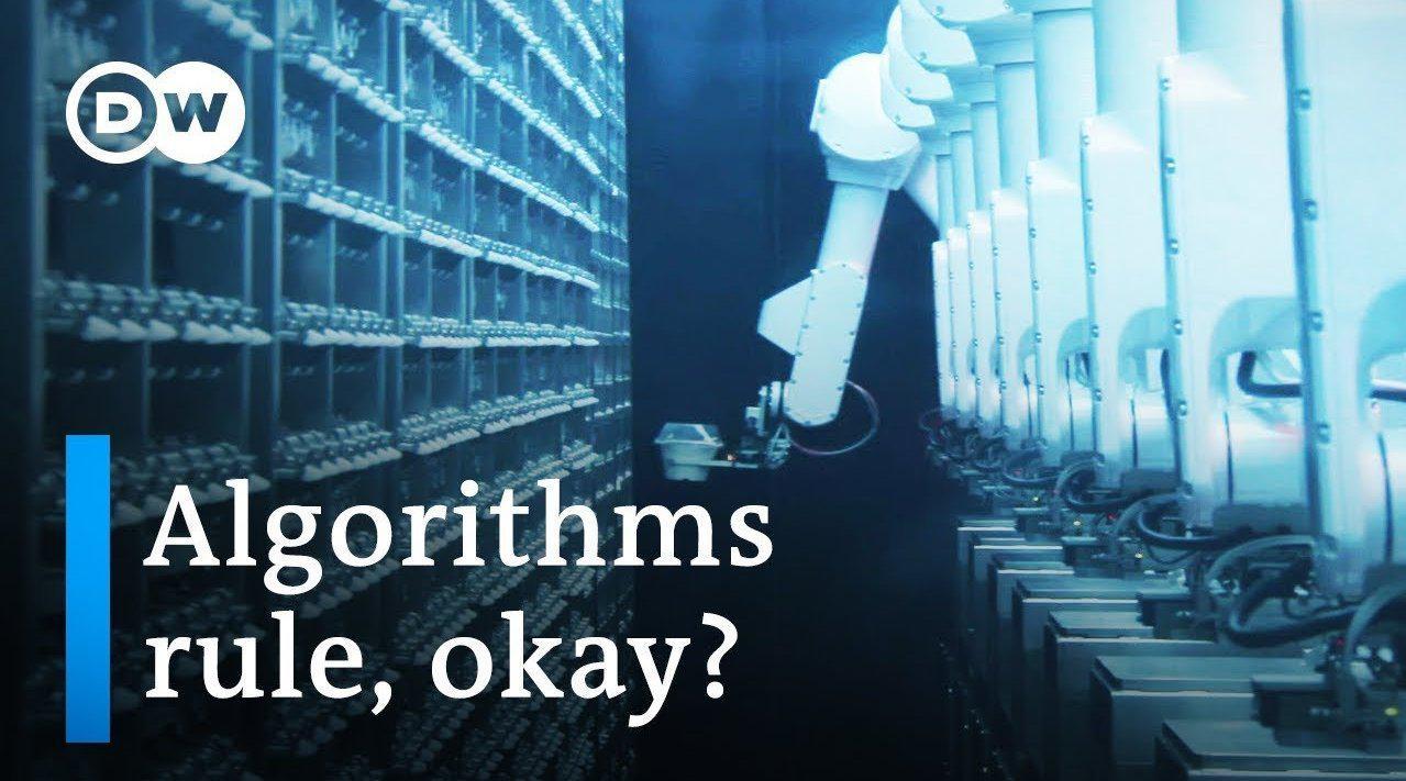 德国之声纪录片:人工智能和算法的利弊(英文字幕)