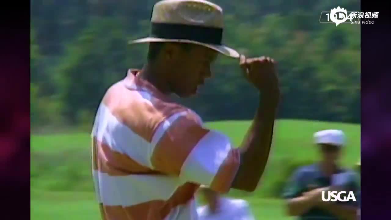 视频-1994年伍兹在TPC锯齿草球场赢美国业余锦标赛