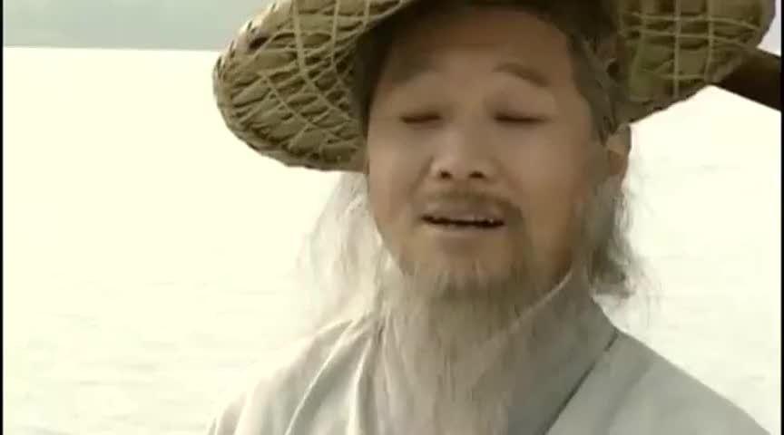 许仙白素贞船上观景,再配上千古绝唱,这段成为影视经典!
