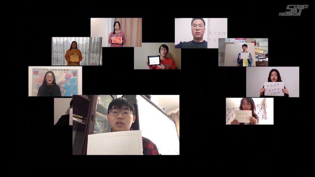 致敬《平凡天使》,这所学校的合唱团为!@北京邮电大学