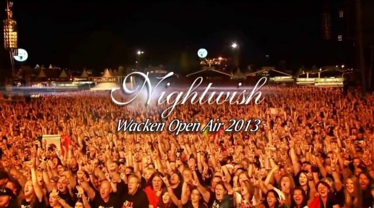 冷冽北欧国度金属天团Nightwish - 夜愿乐队